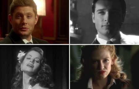 Film Noir TV Episodes Supernatural Smallville Fringe