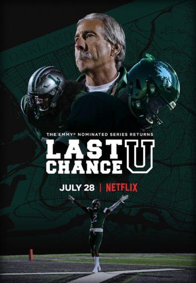 Last Chance U Season 5 Laney Key Art