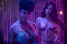 Starz's 'P-Valley' Cast Preview Their Gritty & Glittery Characters
