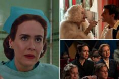 Sarah Paulson Is Nurse 'Ratched' in First Look at Netflix Series (PHOTOS)