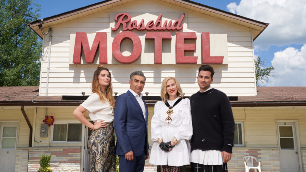 Schitt's Creek Emmy Nominations 15