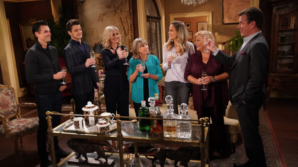 The Young and the Restless Resuming Filming