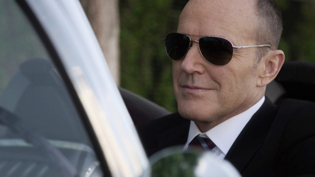 Clark Gregg Agents of SHIELD series finale