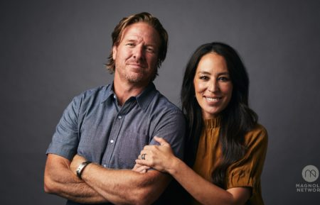 Fixer Upper Chip and Joanna Gaines Magnolia Network