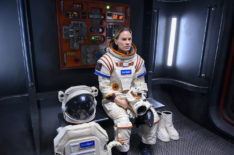 Roush Review: Hilary Swank Heads to Mars in Netflix's 'Away'