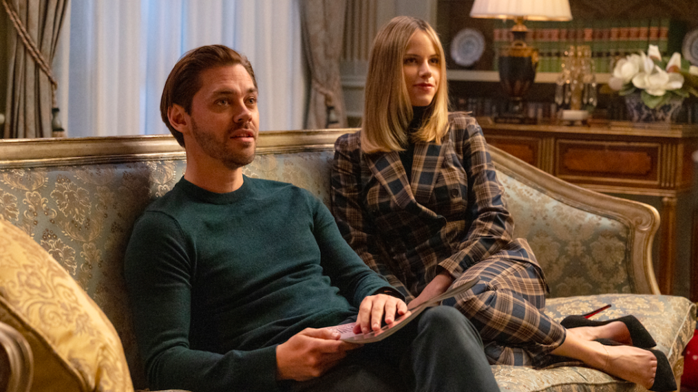 TV Fan Favorites 2020: Tom Payne Reacts to 'Prodigal Son's Win as Show to Watch With the Lights On
