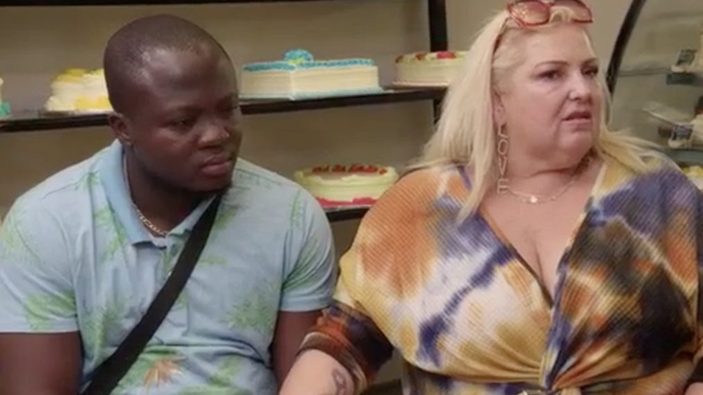 Michael Angela 90 Day Fiancé: Happily Ever After Season 5 Episode 9