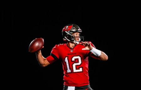 Tom Brady NFL Football 2020 Season