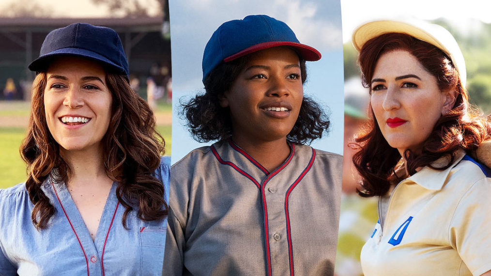 A League of Their Own Amazon Cast
