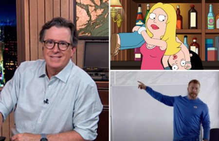 Best TV Quotes Colbert American Dad Hard Knocks