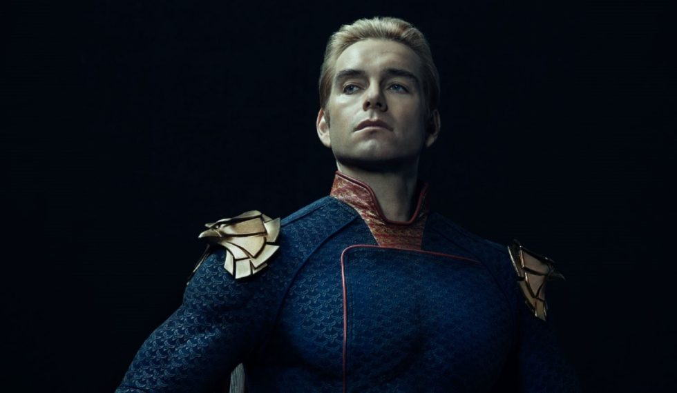 Homelander Antony Starr The Boys