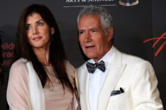 Alex Trebek's Wife Talks Noticing Symptoms Ahead of His Cancer Diagnosis
