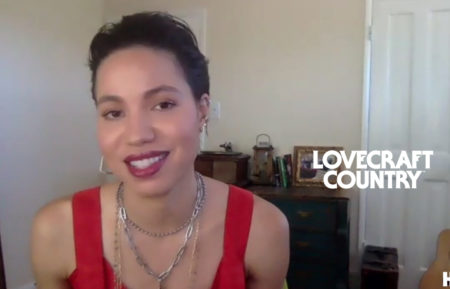 Jurnee Smollett Lovecraft Country