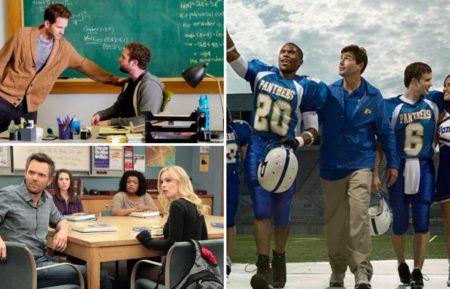 TV Shows School Centered