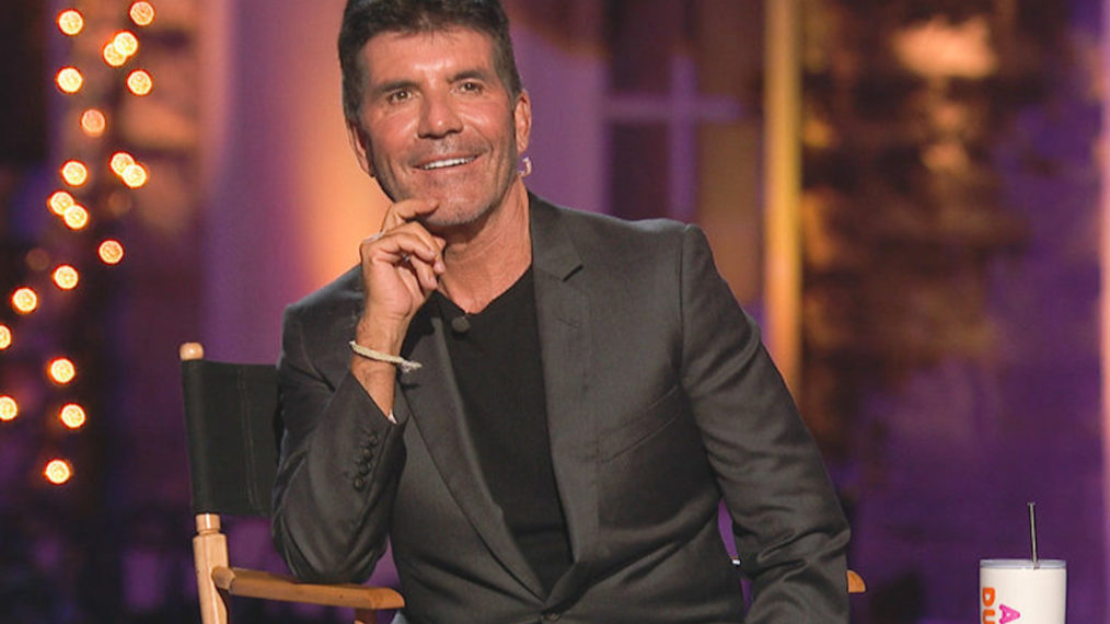America's Got Talent Simon Cowell Live Shows Not Attending