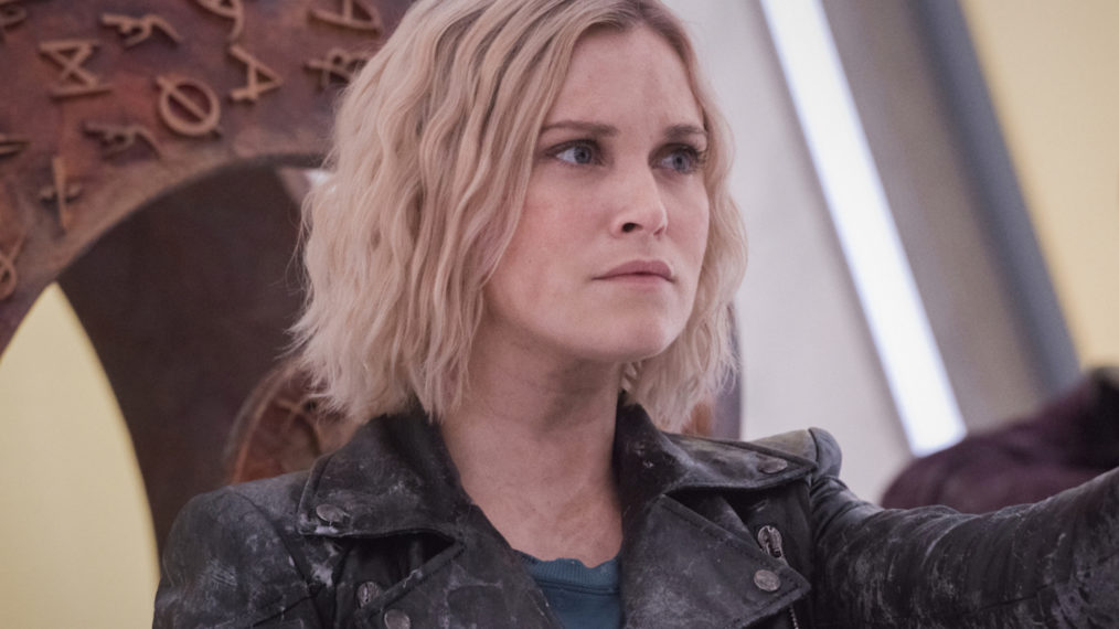 the 100 season 7 episode 10 a little sacrifice clarke eliza taylor