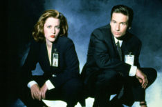 'The X-Files' Cast Reunites to Perform Iconic Theme Song for Charity—With Lyrics! (VIDEO)