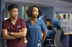 'Chicago Med' Picks Up With Romances Both Thriving & Struggling