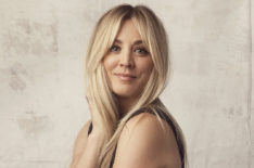 Kaley Cuoco TCA Portrait