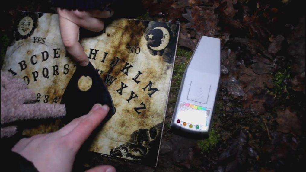Ghostober III Paranormal Caught on Camera