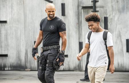 Shemar Moore SWAT Season 4 Premiere Hondo