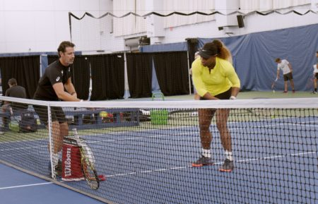 The Playbook Serena Williams Patrick Mouratoglou