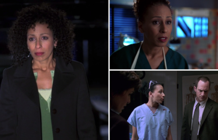 Tamara Tunie Law Order SVU Warner