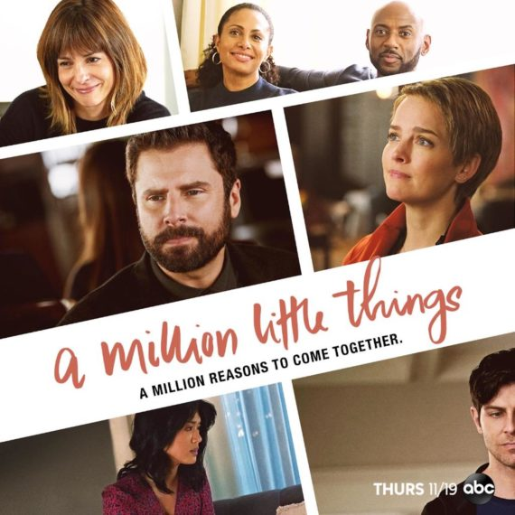 A Million Little Things Season 3 Poster