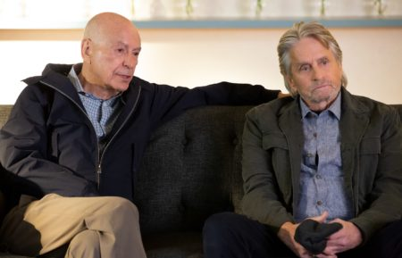 the kominsky method alan arkin michael douglas