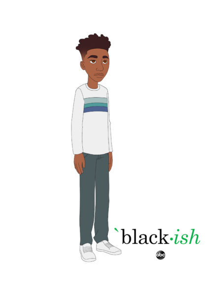 black-ish Animated Election Special Jack