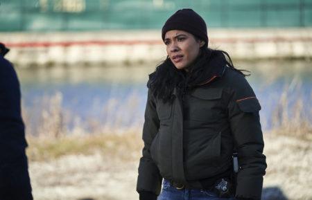 Lisseth Chavez Chicago P.D. Season 7 Vanessa Rojas
