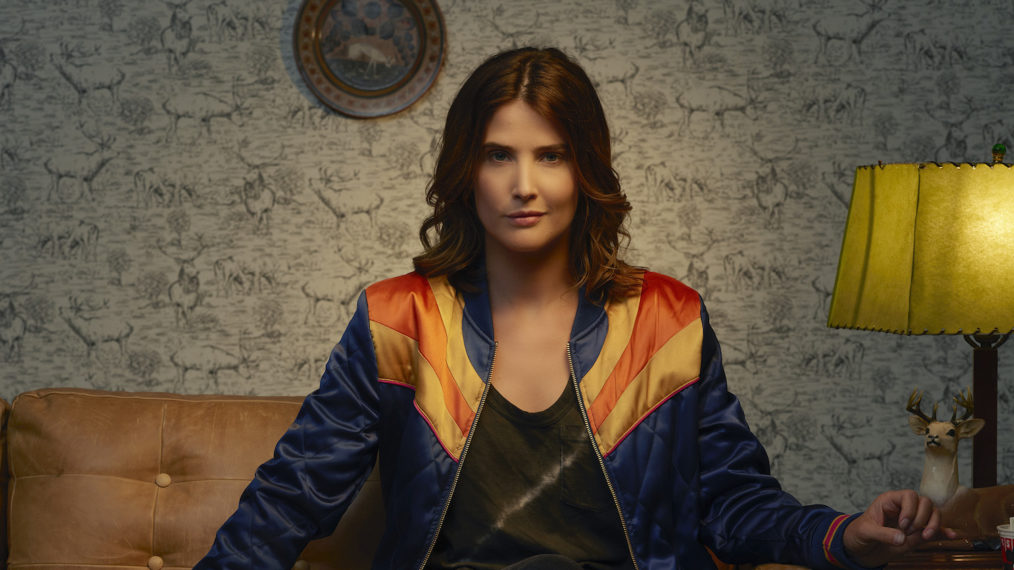 Cobie Smulders Stumptown Gallery Photo Dex Parios