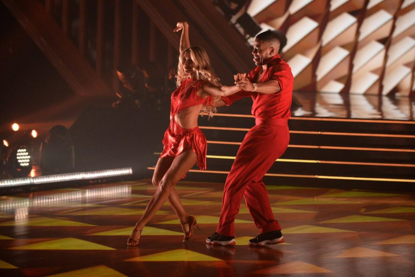 Nelly Dancing with the Stars Season 29