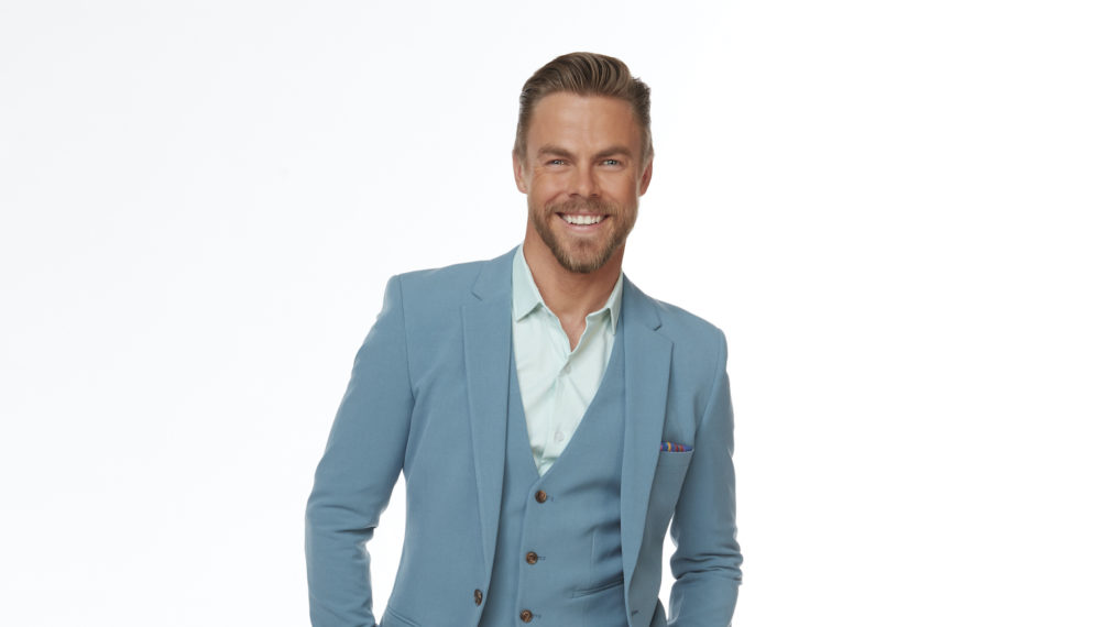 Derek Hough Dancing With the Stars Gallery Photo