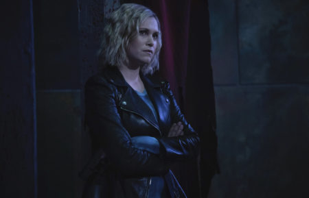 Eliza Taylor The 100 Season 7 Episode 15 Clarke