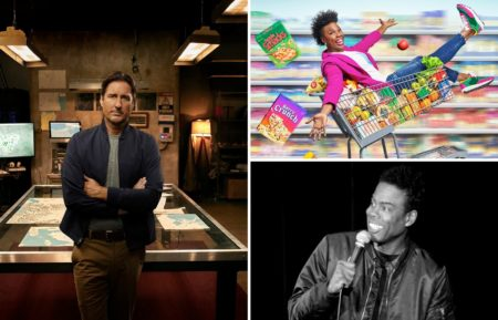 Emergency Call; Supermarket Sweep; The Comedy Store