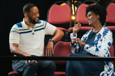 Will Smith Reunites With Janet Hubert & 'Fresh Prince' Cast for HBO Max Special (PHOTOS)
