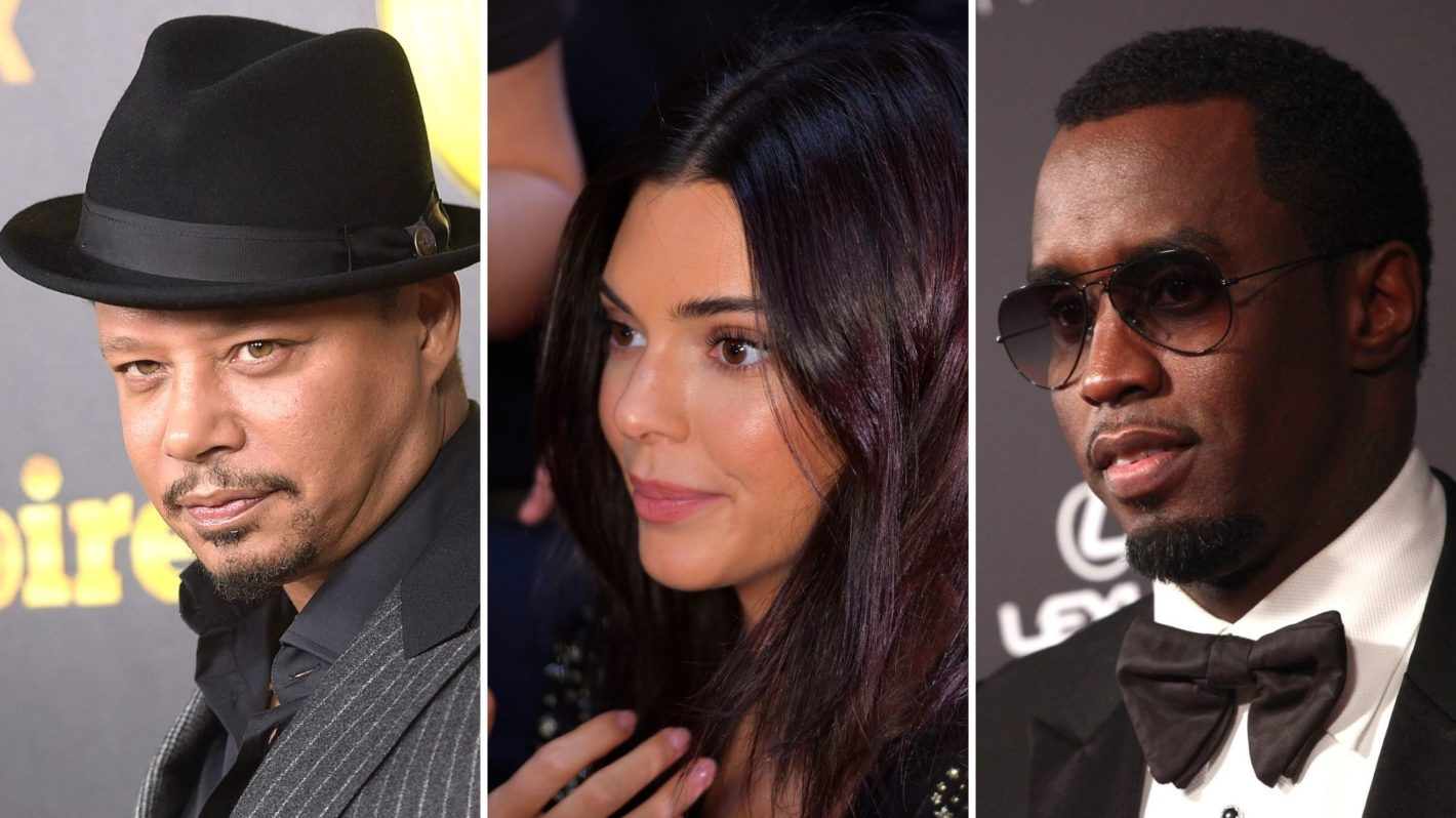 Hawaii Five-0 Terrence Howard Kendall Jenner Sean Combs