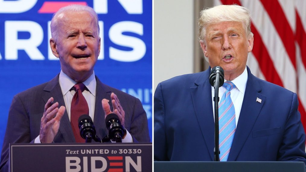Presidential Debate Joe Biden Donald Trump