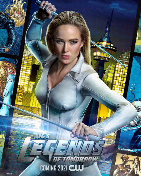 Legends of Tomorrow 2021 Poster