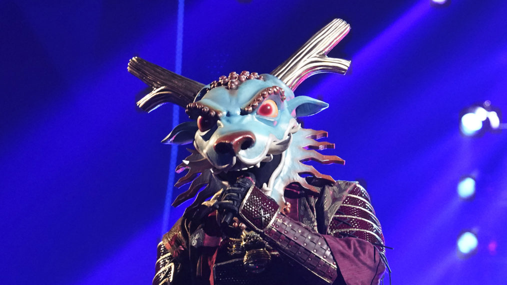 The Masked Singer Season 4 Dragon Premiere