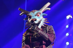 'The Masked Singer's Dragon on Competing Now: 'Everything Felt Right'