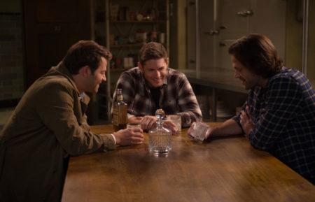 Supernatural Season 14 Castiel Sam Dean Winchester