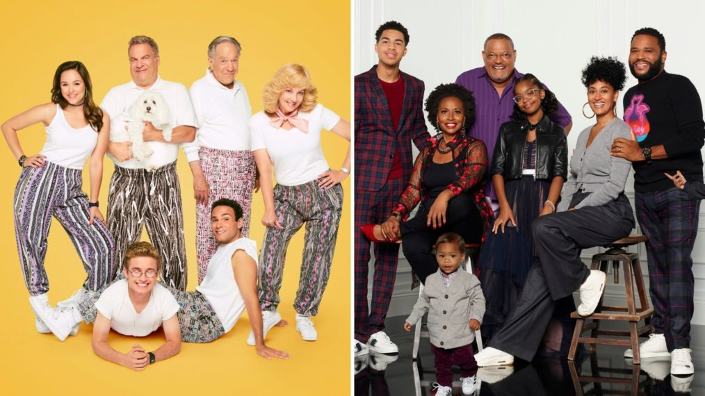 The Goldbergs Cast black-ish ABC Gallery Photos