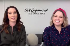 'The Home Edit' Team Reveals Which Celeb Projects Made Them Nervous (VIDEO)