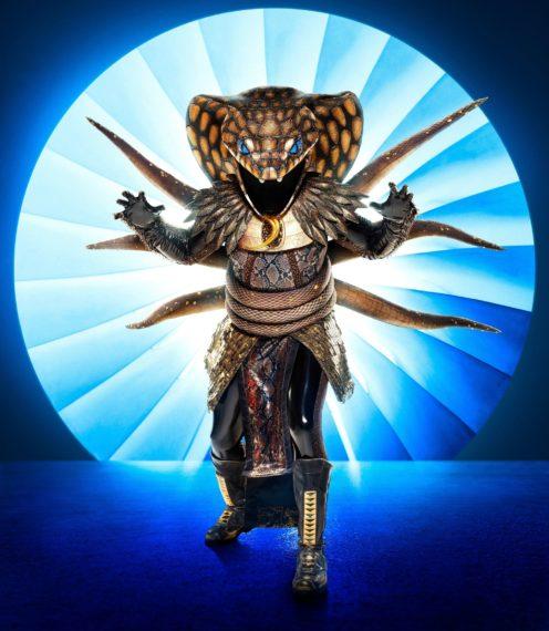 the masked singer season 4 serpent
