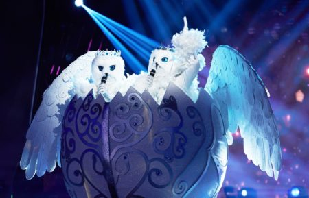 The Masked Singer Season 4 Snow Owls