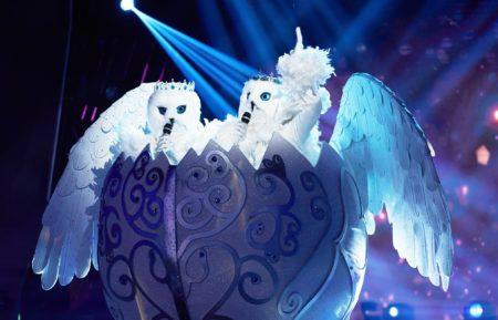 The Masked Singer Season 4 Snow Owls