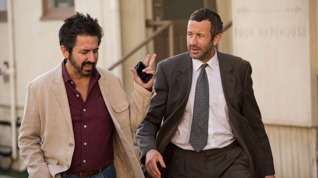 Get Shorty Ray Romano Chris O'Dowd