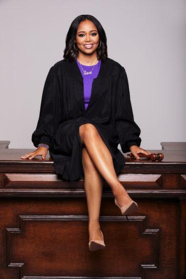 Judge Faith Jenkins Divorce Court